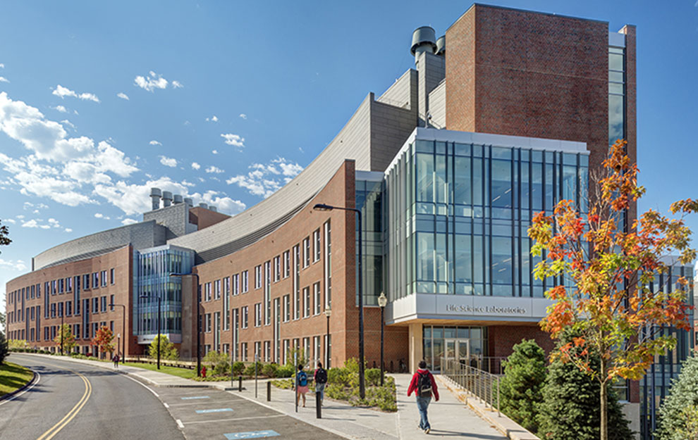 Umass Physical Science Building Harold Brothers